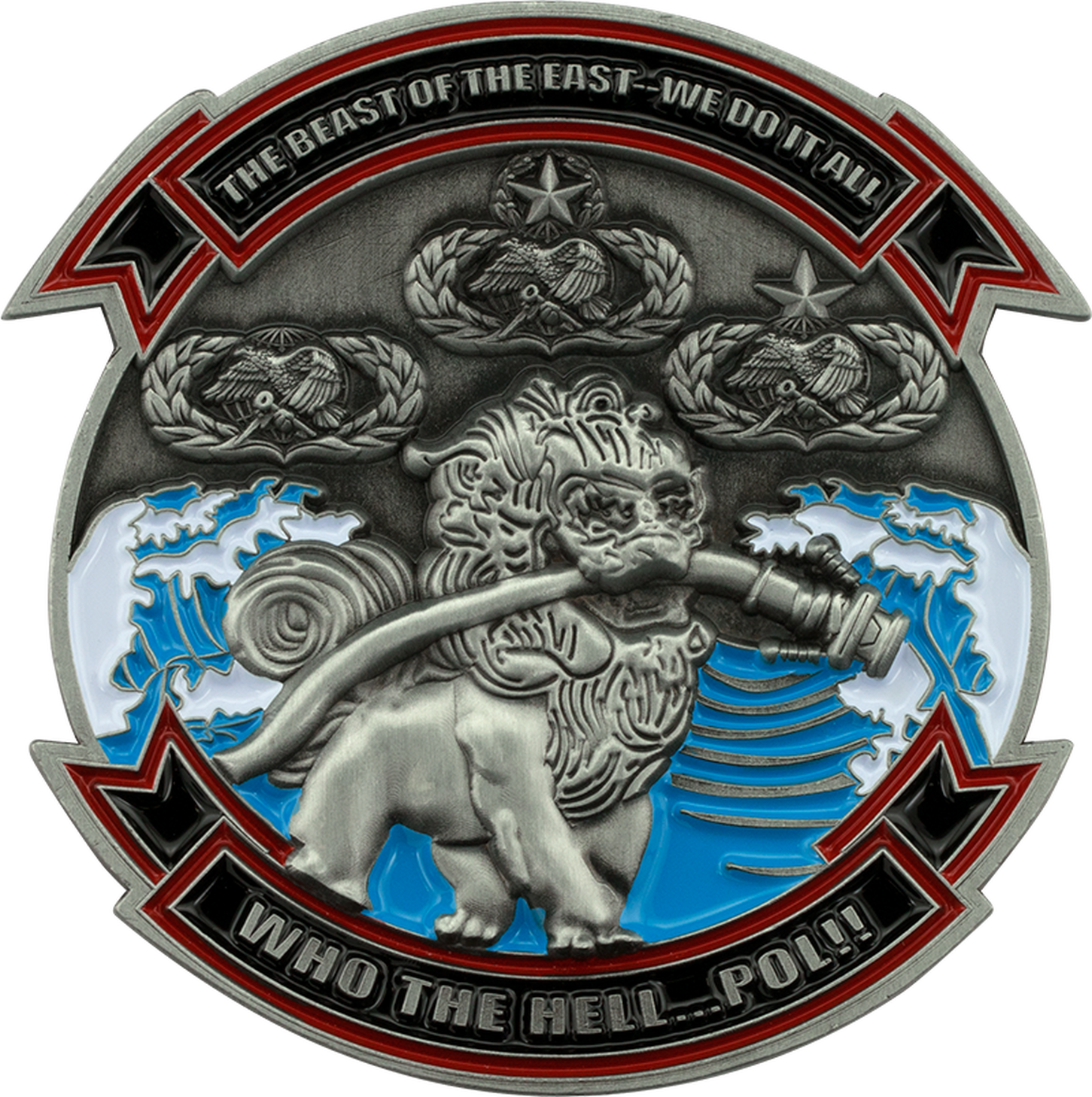Custom Challenge Coins | 3D Challenge Coins | Military Coins