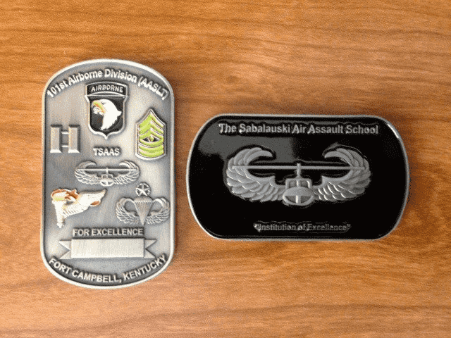 Sabalauski Air Assault School 101st Airbourne Division
