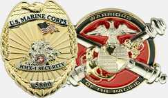 Marine Coins