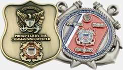 Coast Guard Coins